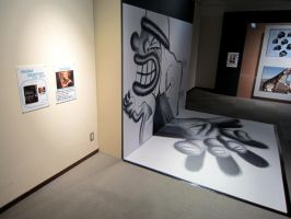 Exhibition - 3D Drawing by NAGAIHIDEYUKI