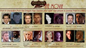 Dragon Age Origins Movie Meme - Part I by geler7