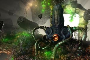 Invasion of Xen I by romelsalwi