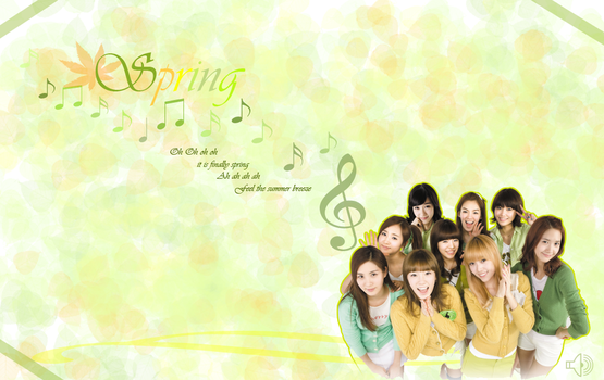 SoShi Spring by Helias-Dream