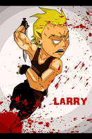 Larry by TaraGraphic
