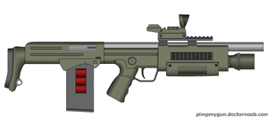 SPW 'Operator' Mossberg 500 by Robbe25