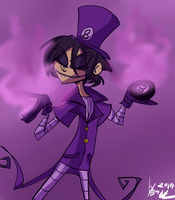 Voodoo Magic by Freakly-Show