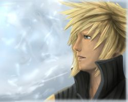 Cloud Smile by CheshFire