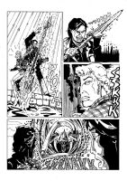 Get a Life 15 - page 3 :inks: by saganich