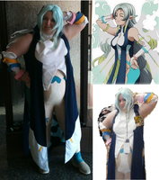 Musee Tales of Xillia 2 cosplay by TalesWarrior