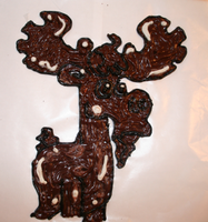 Real Mousse Moose by SoarinPie