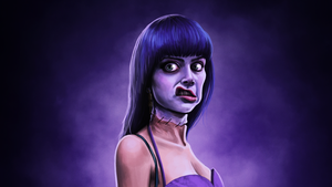 Frankenhooker portrait by SamRAW08