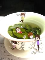 Afternoon Green Tea by EverKiss