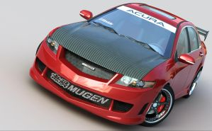 TSX tuned by Missionaryrdr