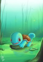 Squirtle by VA2O