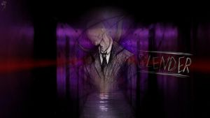 Slenderman Wallpaper by SovietDash