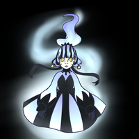 Starginka Chandelure by xEnderQueenx