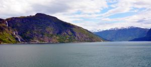 Sailing the fjords to Skjolden 30 by abelamario