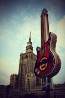 Warsaw by Ubreal