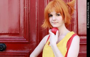Misty: Gym Leader ! by ShaeUnderscore