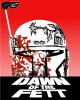 Dawn of the Fett by THINGSIDOODLE