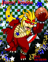 Mario Hoops 3 on 3 Jonny by Bowser2Queen