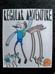 Regular Adventure by TimBurtonFan11