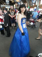 Manchester MCM 2013-Tardis by GothicCiel1313