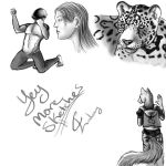 Sketches July 22, 2014 by TCLindsay