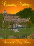 Country Cottage Png Tubes by kayshalady