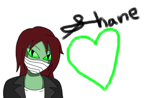 Drawing Practice : Shane by inuyasha231