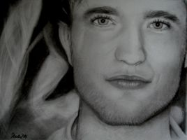 Not ANOTHER Robert Pattinson by pbird12