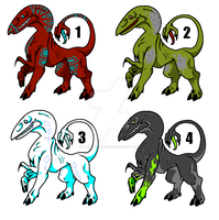 Eiragrin Adoptables 1 -closed- by ProudRyukin13