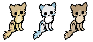 .: Puppy Adopts :. ~ CLOSED by valwolf