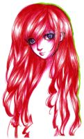 With the Fruity Hair... by Nyra992