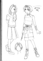 character design1 by 2inK