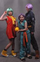 Trunks - Family by ShadowsMask