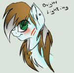 MLP FIM-Brigt Lighting by Patrycja0110
