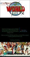 Total Drama World Tour-Journal by LoVeBeInMe