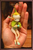 FILIA the sprite 11 cm BJD by DreamHighStudio