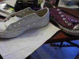 Paint Job - Shoes 1 by AliceLovesChes