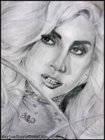 Lady Gaga by mariamsherif