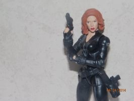 The Black Widow by lovefistfury