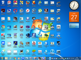 My Windows 7 SP1 Professional 54 by PoKeMoNosterfanZG
