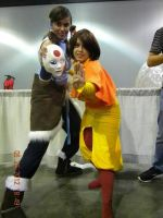 PRCC-2012 Korra and Jinora by cosmographia