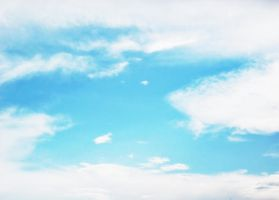 Blue sky. by IsoldeColleen
