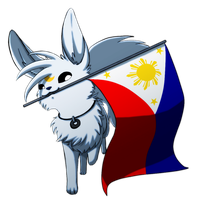 Proud to be Pinoy XD by azurespiritwolf