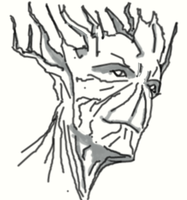 Groot Muro Sketch by ConstantM0tion