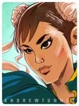 ChunLi by AndrewTunney