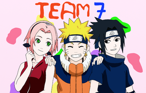 Team 7 by SenninArtistModo