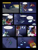 Deviant Universe 2014 July page 1 by darkdancing-blades