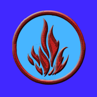 Dauntless Icon for Laura-Mellark by naladraws