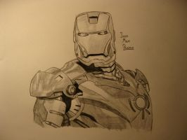 Iron man by bunio05