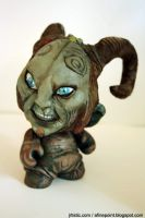 Pan's labyrinth faun MUNNY by psmonkey